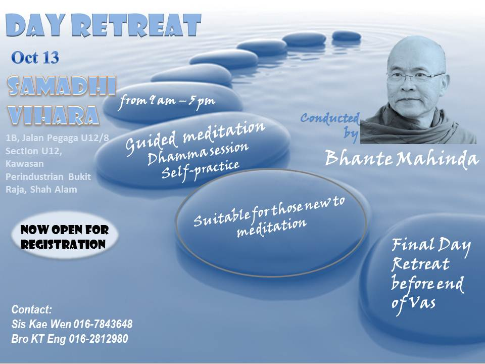 Day Retreat.13.10