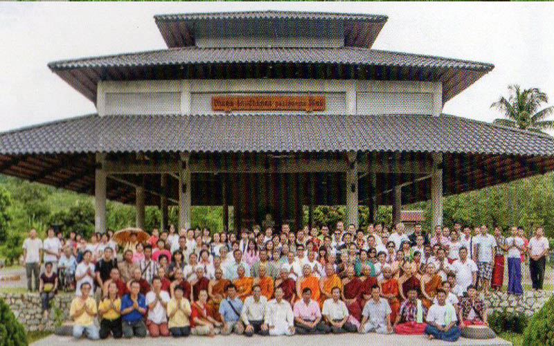 Dhammavijaya Meditation Centre