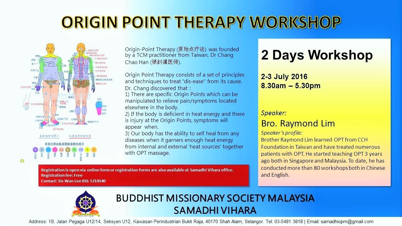 OPM 2-3 July 2016